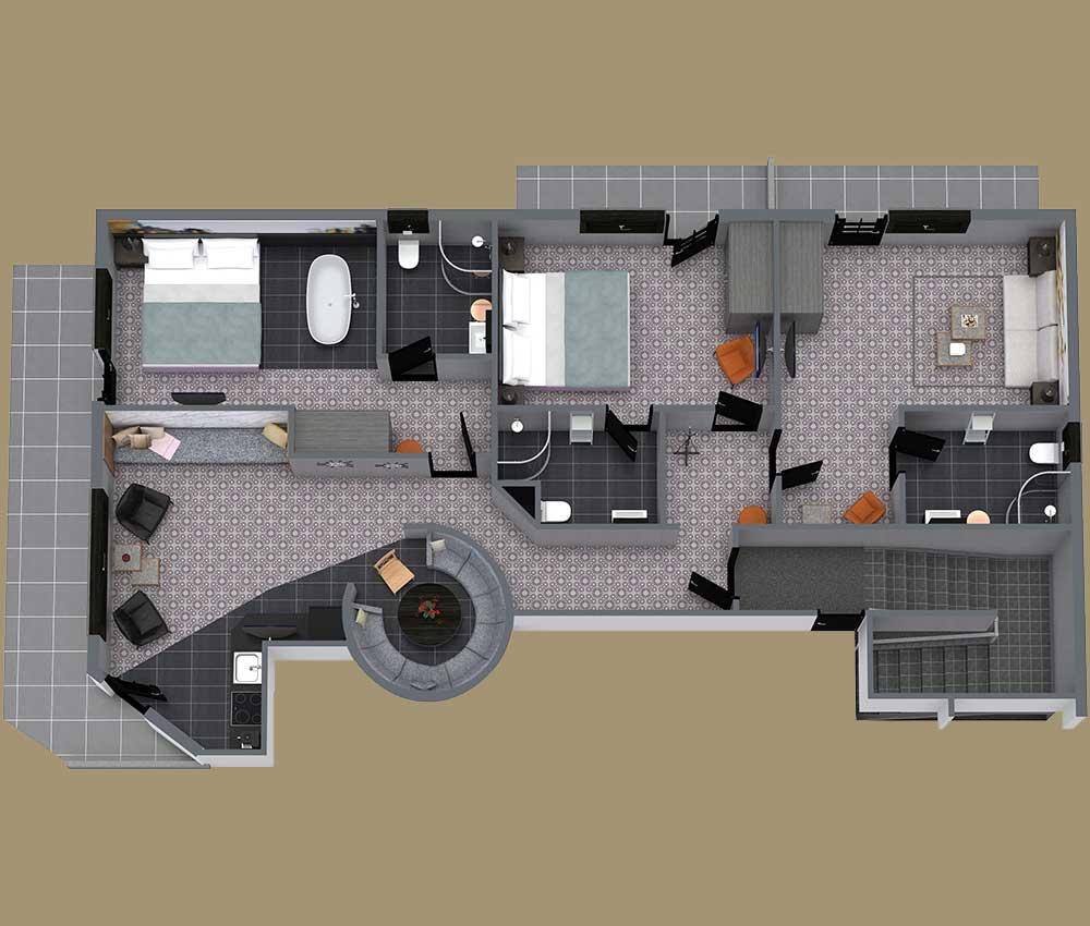 Heart Appartement Sölden